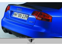 Aero Function 06-08 Audi A4 Carbon Fiber Wing AF-1 Style