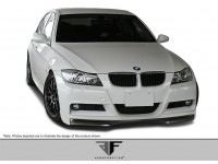 Aero Function 06-08 BMW 3 Series Carbon Fiber Front Lip AF-1 Style