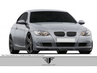 Aero Function 07-10 BMW 3 Series Carbon Fiber Front Lip AF-1 Style
