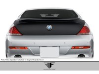 Aero Function 04-10 BMW 6 Series Carbon Fiber Trunk/Hatch AF-1 Style