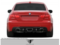 Aero Function 07-13 BMW 3 Series Carbon Fiber Rear Lip AF-3 Style