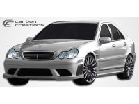 Carbon Creations 01-07 Mercedes C Class Carbon Fiber Body Kit W203 Morello Edition Style