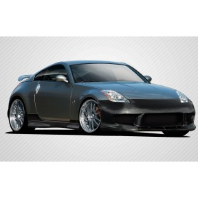 Carbon Creations 03-08 Nissan 350Z Carbon Fiber Kit Drifter 2 Style