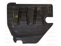 Seibon 08-12 Mitsubishi Lancer Evo X Engine Cover
