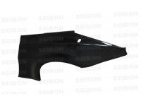 Seibon 02-08 Nissan 350Z Rear Fenders (Pair)
