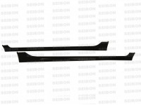 Seibon 06-10 Honda Civic 4Dr Jdm Spec Only Side Skirts (Pair) MG Style