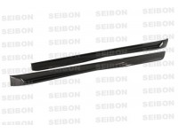 Seibon 06-09 Volkswagen Golf Gti Side Skirts (Pair) TT Style