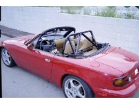 Kirk Racing 89-98 Mazda Miata Roll Bar