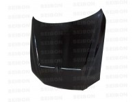 Seibon 00-05 Lexus Is Series Carbon Fiber Hood BX Style